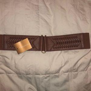 Francesca's never been worn thick waist belt